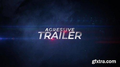MotionArray Aggressive Trailer 165010