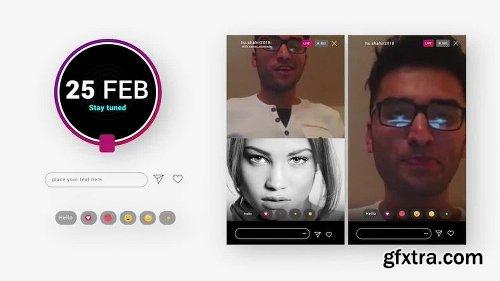 MotionArray Instagram Mobile Live Toolkit 165068