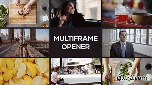 MotionArray Modern Multiframe Opener 165123
