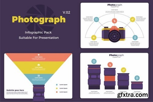 Photography Infographic Pack