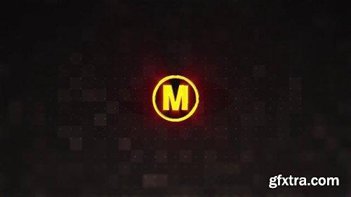 Cyberpunk Logo Reveal 142462