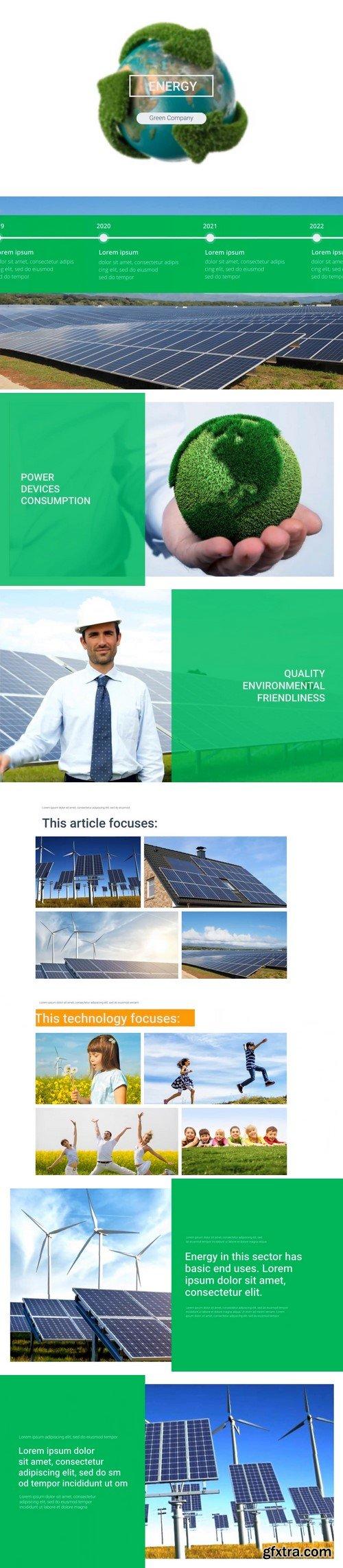 MotionArray Green Energy 165297