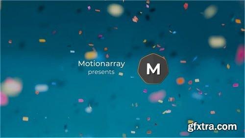 MotionArray 2D Minimal Logo 164485