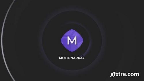 MotionArray 3D Minimal Logo 164070