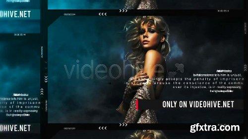 Videohive Sliding Slides 4142032
