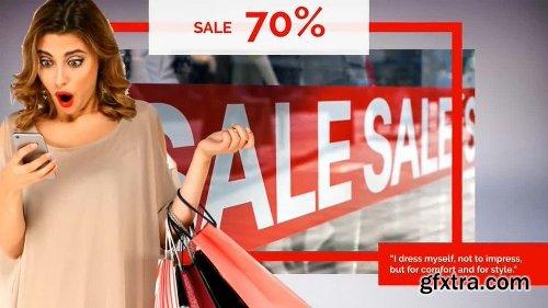 MotionArray Market - Sale Promo 165402