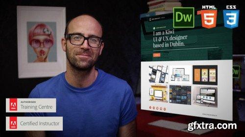 Responsive Design HTML CSS Web design - Dreamweaver CC