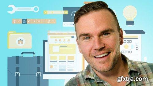 Ultimate Web Designer & Developer Course: Build 23 Projects! (Updated 1/2018)
