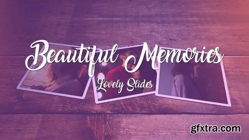 MotionArray Beautiful Memories 164730