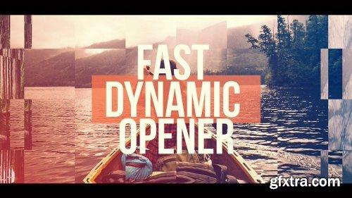 MotionArray Fast Dynamic Opener 165676