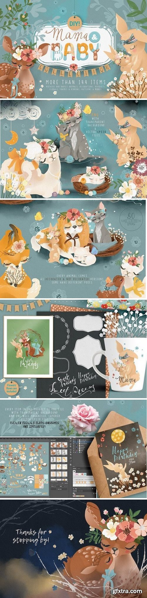 CM - Mama & Baby Collection 2345633