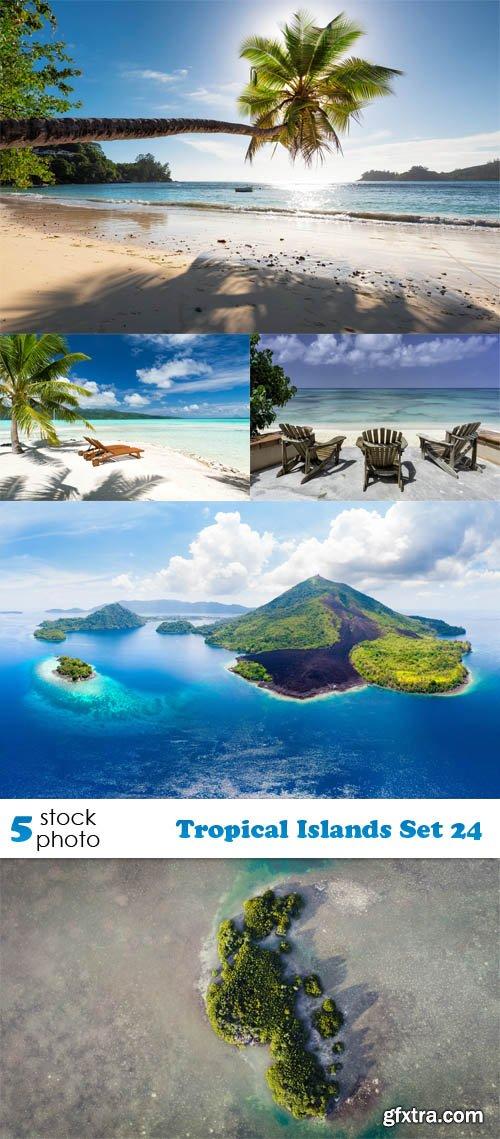 Photos - Tropical Islands Set 24