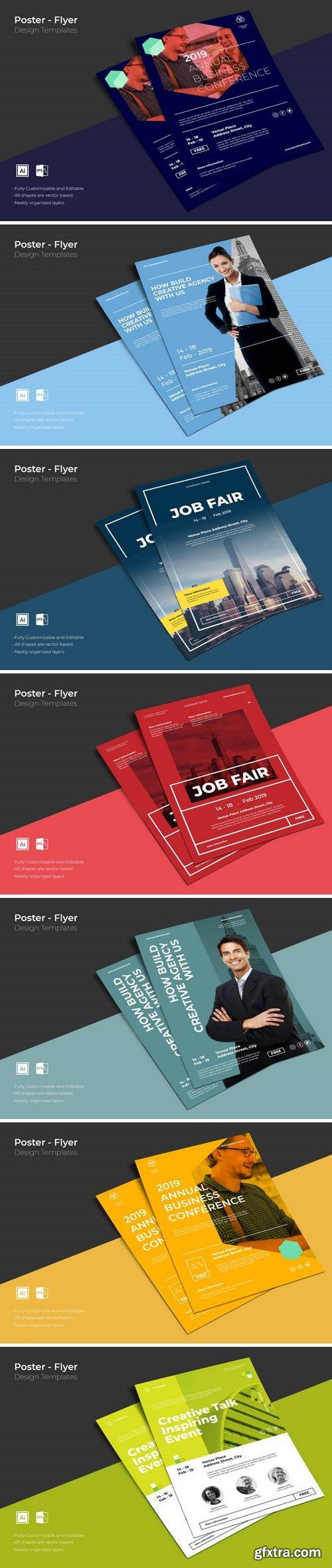 SRTP - Poster Design Bundle