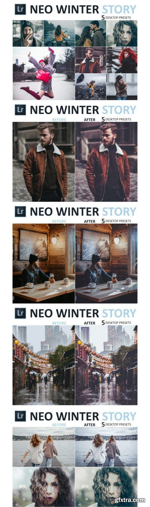 Thehungryjpeg - Neo Winter Story Desktop Lightroom Presets 3524664