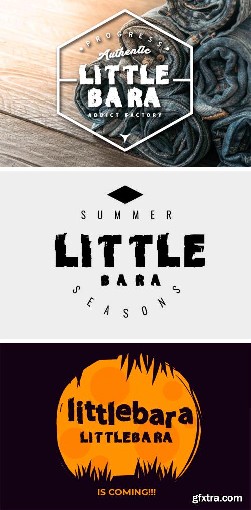 Littlebara Font