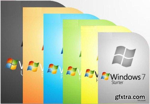 Windows 7 Sp1 AIO (x86/x64) 13in2 en-US January 2019