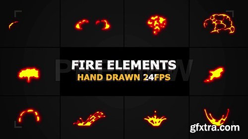 Flammable FX Elements 142355