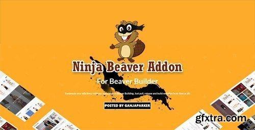 Ninja Beaver Addon v1.3.8 - Add-On For Beaver Builder Plugin