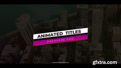 20 Animated Titles 129202