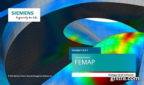 Siemens FEMAP v12.0.1a with NX Nastran Win64 ISO-SSQ