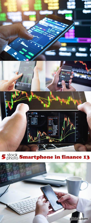 Photos - Smartphone in finance 13