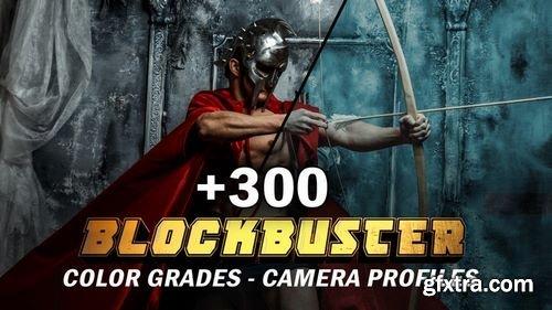MotionArray Blockbuster Color Correction 166058