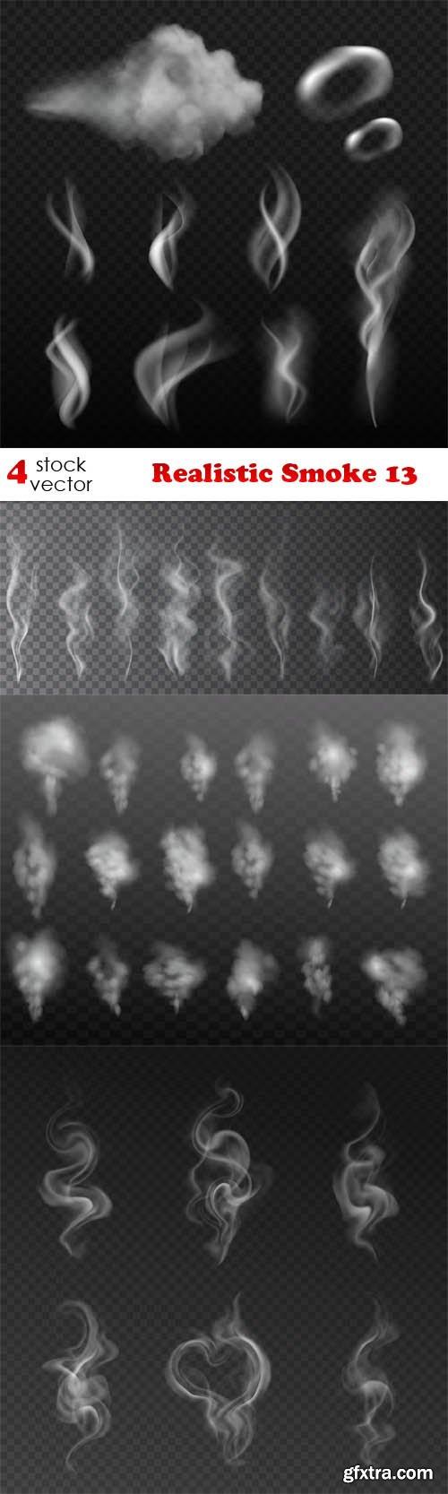 Vectors - Realistic Smoke 13