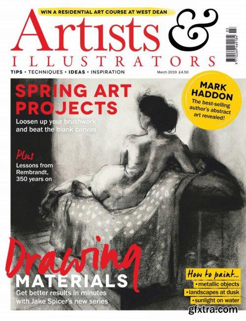 Artists & Illustrators - March 2019