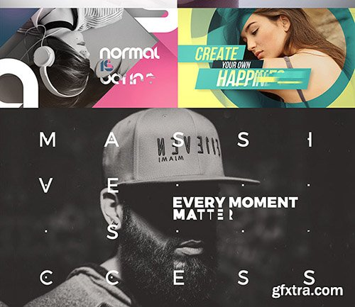 Videohive TypeX - Text Animation Tool | Broadcast Pack: Modern Colorful Typography Titles V 2.0.3 20233979