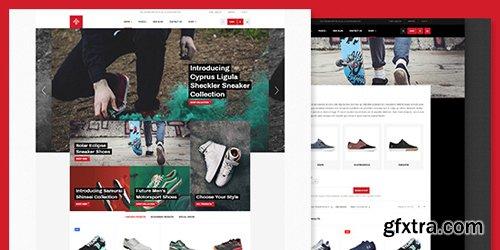 JoomlArt - JA Shoe Store v1.0.5 - Powerful eCommerce Joomla Template For Shoe Store Website