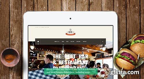 JoomlArt - JA Restaurant v1.0.7 - Responsive Restaurant Joomla Template