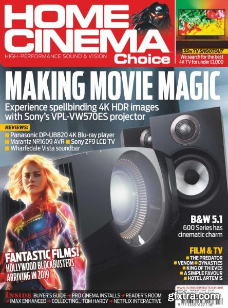 Home Cinema Choice - February 2019