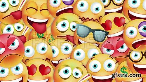 Emoji Transitions Pack 133110