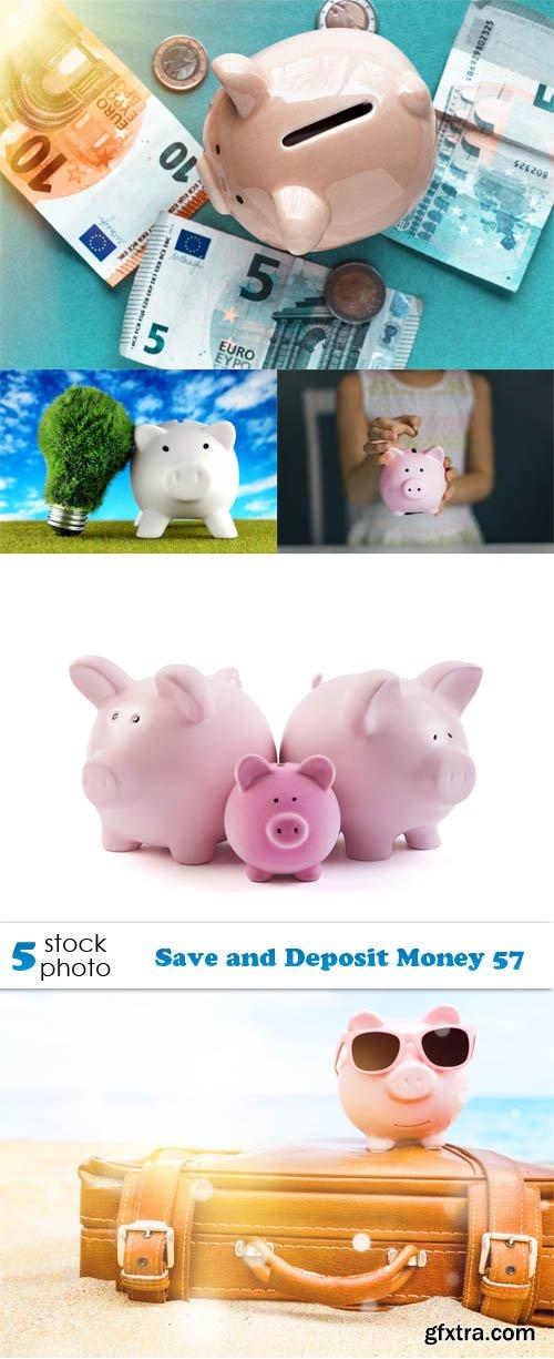 Photos - Save and Deposit Money 57