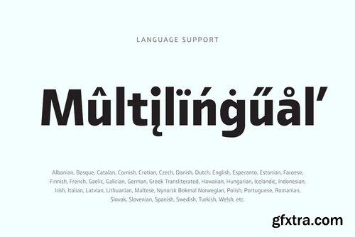 Malino Font Family