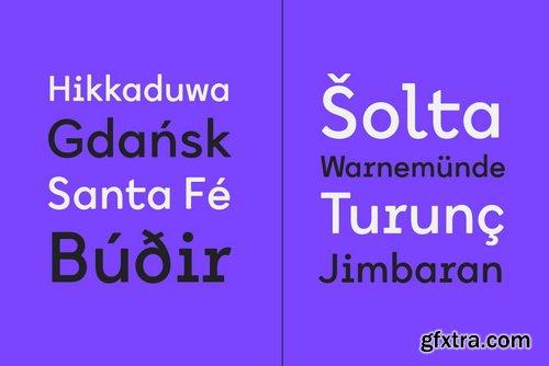 Tabela Soft Font Family