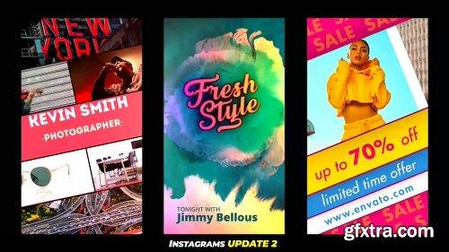 Videohive Instagram Stories Bundle 22068283