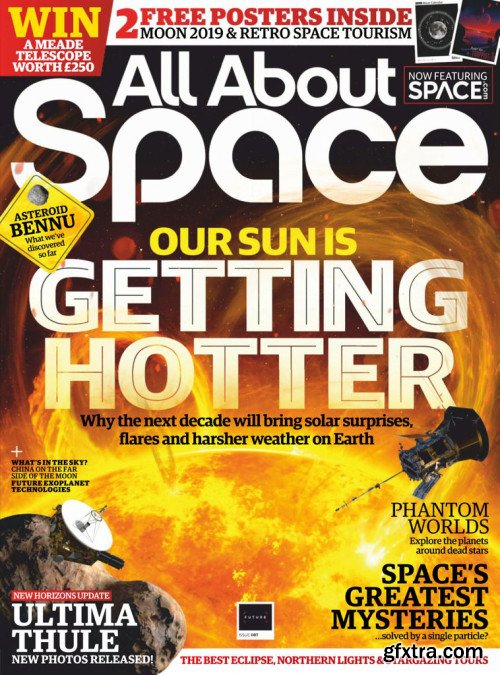 All About Space - Issue 87, 2019