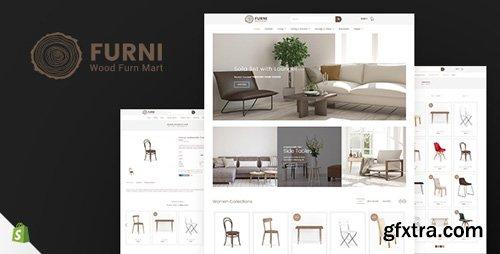 ThemeForest - Furni v1.1 - Furniture, Bathroom Fittings Shopify Theme - 21153951