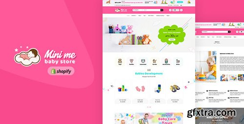 ThemeForest - Mini Me v1.0 - Baby Care Products Sectioned Shopify Theme - 22818867