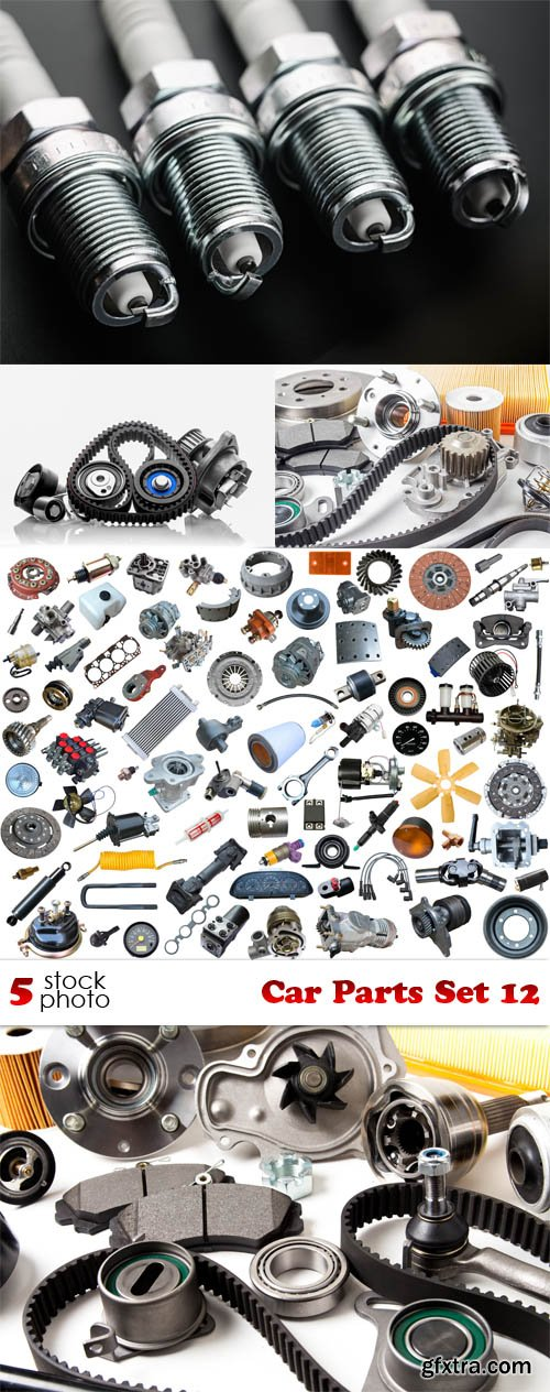 Photos - Car Parts Set 12