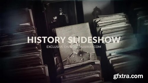 History Slideshow - After Effects 147174