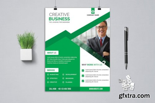Corporat Business Flyer v23