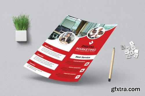 Corporat Business Flyer v35