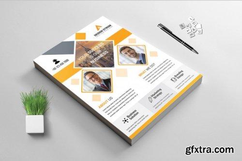 Corporat Business Flyer v41