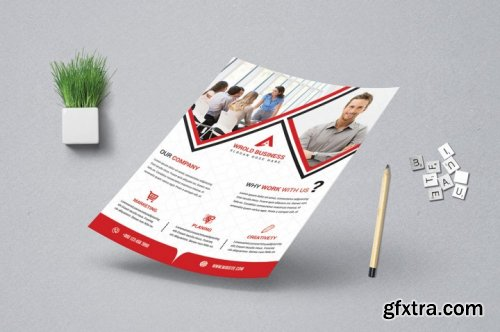Corporat Business Flyer