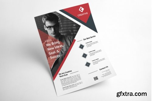 Corporate Business Flyer Template Vol 2