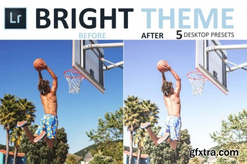 Neo Bright Desktop Lightroom Presets