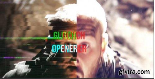 Glitch Opener - Premiere Pro Templates 162997