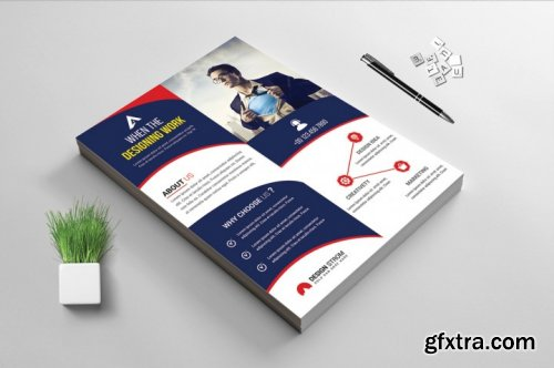 Corporat Business Flyer v3